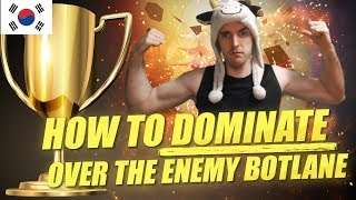 LEARN HOW TO DOMINATE YOUR BOT LANE WITH ADC YI - Cowsep