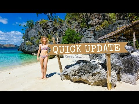 Answer: am I back in the Philippines? | Travel Plans | Quick Update | TravelGretl 2017 Full HD