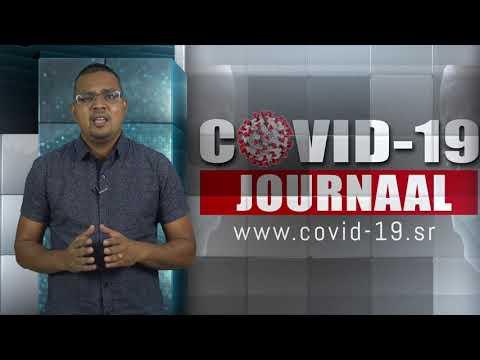 Het COVID 19 Journaal Aflevering 132 27 Januari
