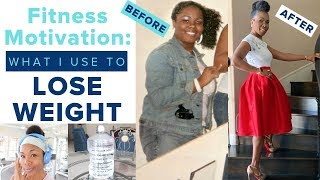 Weight Loss Items That Helped Me LOSE WEIGHT FAST | AFFORDABLE Fitness Motivation | Health Tips