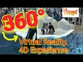 Virtual Reality in Real Life 4D experience HD
