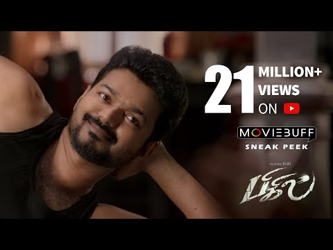 Bigil - Moviebuff Sneak Peek | Vijay, Nayanthara - Directed By Atlee Kumar | AR Rahman