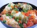 Кулинария с Лизой -  Голубцы по армянски