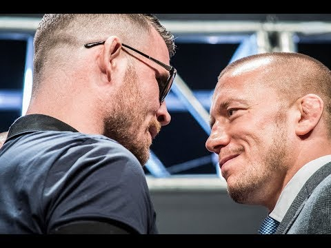 Download Youtube: UFC 217: Pre-fight Press Conference
