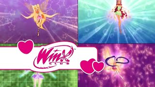Winx Club - S04 Enchantix S03 Version Italian / Italiano [FANMADE]