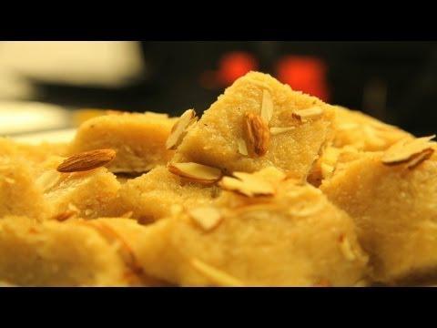 Shevyachi Barfi - शेवयांची बर्फी | Sevai Ki Burfi Recipe By Archana | Diwali Vermicelli Sweet Recipe