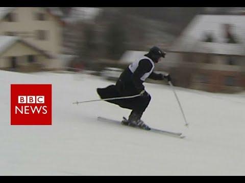 Σκι. . . αποκλειστικά για ιερείς (Βίντεο)