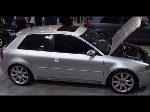 Audi A3 1 8 Turbo S Line 225hp ᴴᴰ Youtube