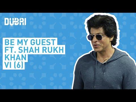 Shah Rukh Khan - A Dubai advocate at heart - #BeMyGuest - Visit Dubai