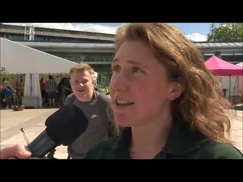 Festival of Nature 2017 - Live Interview - Bristol Avon Rivers Trust