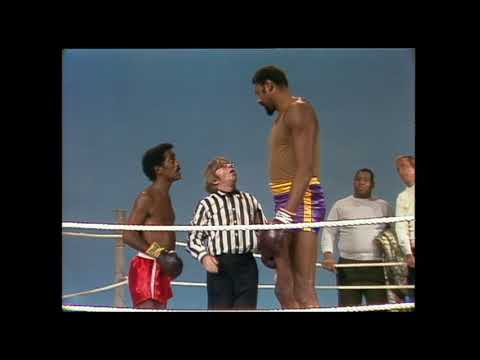 Sammy Davis Jr. Vs. Wilt Chamberlain | Rowan & Martin's Laugh-In | George Schlatter