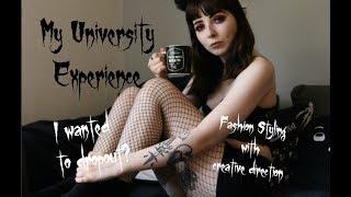 My University Experience | Fashion Styling