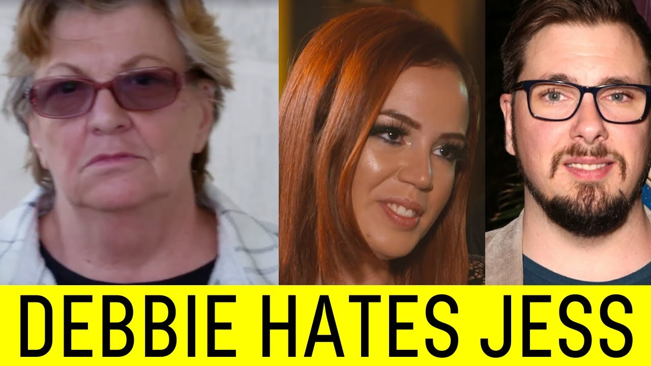 Debbie Hates Colt's New Girlfriend Jess on 90 Day Fiance.