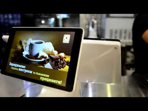 Программа для автоматизации кафе GBS.Market в Coffeepoint