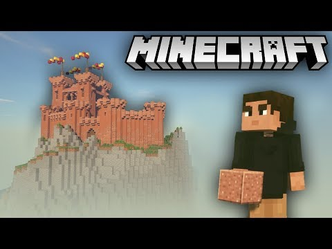 How To Build A Castle In Minecraft 1.14! | Tutorial | Timelapse & World Download