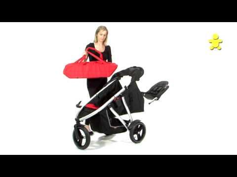 phil teds vibe newborn toddler youtube. Black Bedroom Furniture Sets. Home Design Ideas