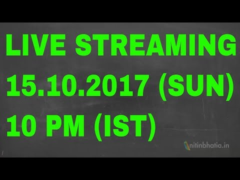 🔴 Master Key of the Stock Market, Holding and Watchlist -  LIVE Q&A | Hindi