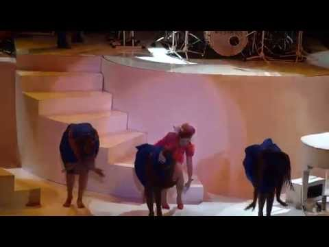 Paloma Faith - River Deep Mountain High - York Barbican - 1st November 2014