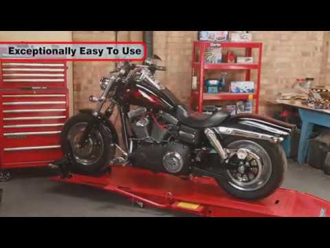 Hydraulic Motorcycle Jack Doovi