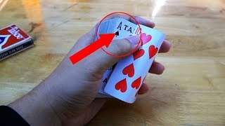 An Incredible Magic Trick With Just One Hand