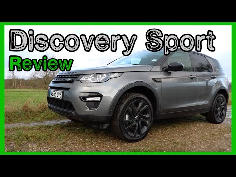 Land Rover Discovery Sport - Jack of all Trades? (2015 Discovery Sport Review)