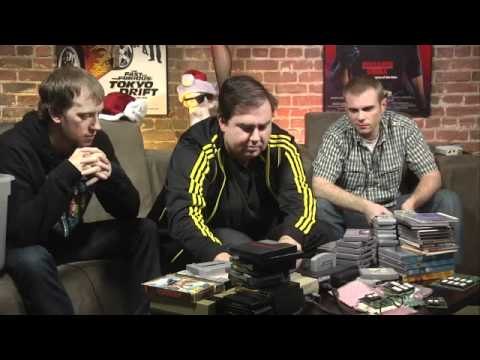 Giant Bomb - 12/21/10 - Unarchived Retro Gaming Marathon ...