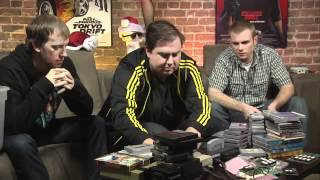Giant Bomb - 12/21/10 - Unarchived Retro Gaming Marathon - Part 1 (of 3)