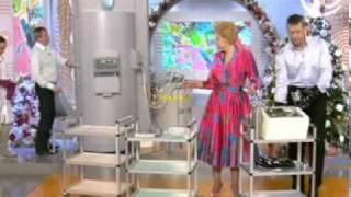 """Криосауна в программе """"Жить здорово!""""  1 Канал (с)"""
