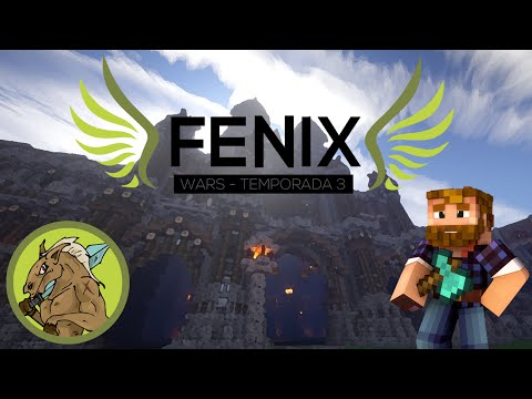 FENIX WARS Ep 14 : LA CASA DE REAH!!!!!!!