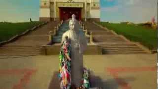видео Центральный хурул «Золотая обитель Будды Шакьямуни»