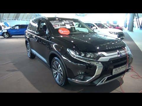 2019 Mitsubishi Outlander Diamant Edition 2 0 Mivec Ext Interior Autotage Stuttgart 2018 Youtube