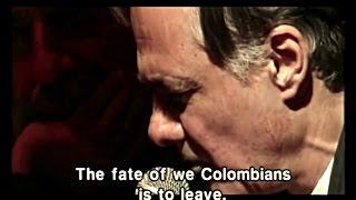 Fernando Vallejo talks about Colombia