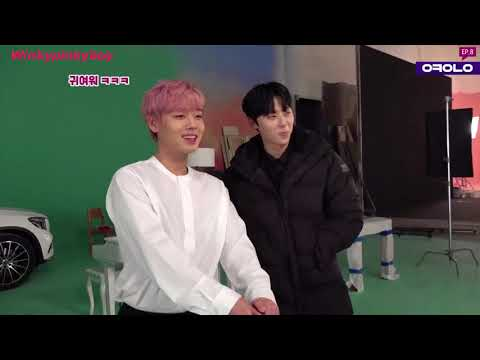 [ENGSUB] OK Wanna One Ep.8 Jihoon Cut