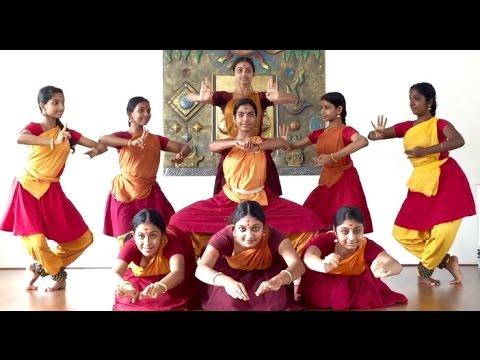 Sridevi Nrithyalaya Bharathanatyam Dance - LEELA TARANGA MARGAM teaser