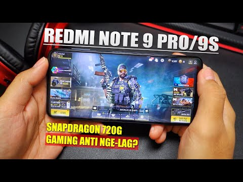 Gaming Test Review - Redmi Note 9 Pro / 9S Indonesia
