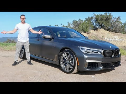 2018 BMW M760i Review - Better Than A Rolls Royce?