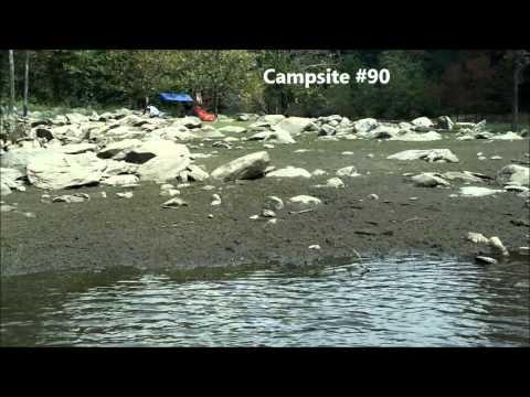 Fontana Lake - Eagle Creek Camping Trip.mp4
