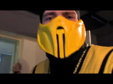 Mortal Kombat Fire & Ice Behind The Scenes: $corp Money Freestyle