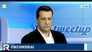 #TWEETUPREPUBLIKA - WITOLD GADOWSKI (CZ.1)