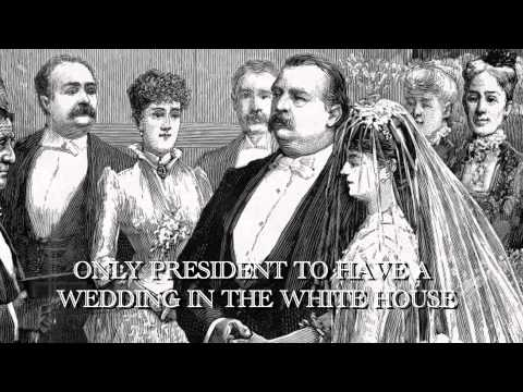 Presidential Minute With Grover Cleveland