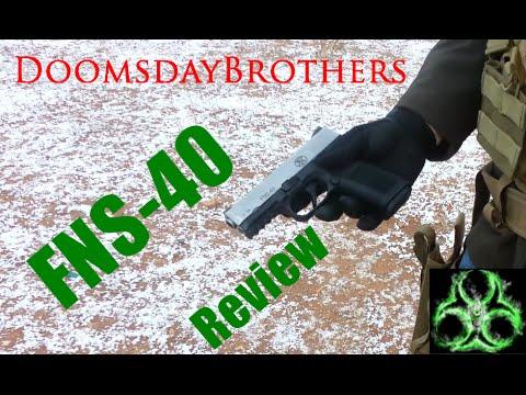 The Best Forgotten Striker-Fired Handgun - FNH USA FNS-40 Review