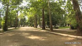 видео Сакский курортный парк