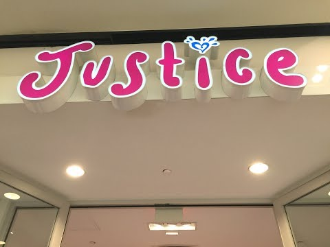 American Girl Doll Shopping At Justice And Claire's