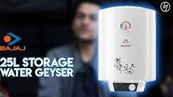 Bajaj 25L Storage Water Geyser | CreatorShed