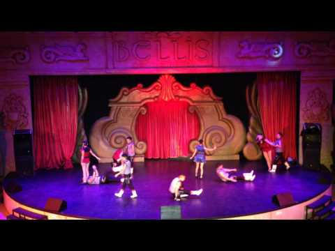 Mongolian Circus - Hand Voltage (W.Art Group 2016)