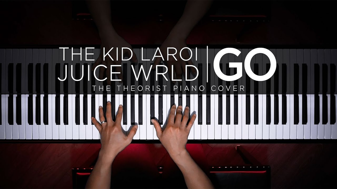 The Kid LAROI ft. Juice WRLD - GO | The Theorist Piano Cover