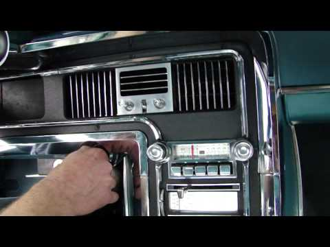 1966 Ford T-Bird Heater Blower