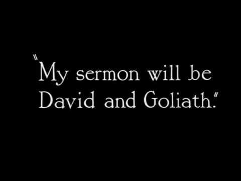 Download Sermon of David and Goliath.