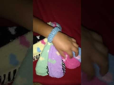 Mabua cozy warm fuzzy socks