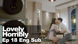 "Download Video Park Si Hoo ""I like seeing you sad. That way.. There's something I can do"" [Lovely Horribly Ep 18] MP3 3GP MP4"